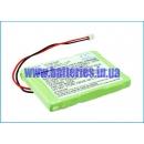Аккумулятор для Benq Digital Ally DVM-RMT 600 mAh