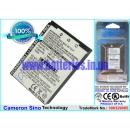Аккумулятор для Casio Exilim Zoom EX-Z150 1050 mAh