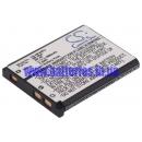 Аккумулятор для FUJIFILM FinePix Z30 660 mAh