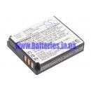 Аккумулятор для Panasonic Lumix DMC-FX10EB-S 1150 mAh