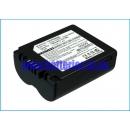 Аккумулятор для Panasonic Lumix DMC-FZ30BB 750 mAh