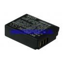 Аккумулятор для Panasonic Lumix DMC-TZ4K 1000 mAh