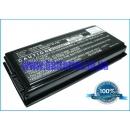 Аккумулятор для Asus Pro 58SA-AS020c 4400 mAh