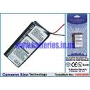Аккумулятор для Gateway DMP-X20 MP3 player 750 mAh