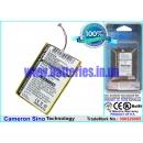 Аккумулятор для JNC SSF-H5 950 mAh