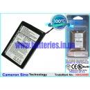 Аккумулятор для Toshiba Gigabeat MEGF10 1000 mAh