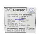 Аккумулятор для AMOI N890 2100 mAh