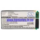 Аккумулятор для MWG XDA 1700 mAh