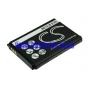 Аккумулятор для Alcatel One Touch E227A 650 mAh