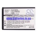 Аккумулятор для Alcatel OT-217D 700 mAh