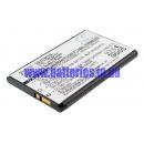 Аккумулятор для Alcatel One Touch E801A 650 mAh