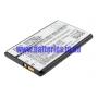 Аккумулятор для Alcatel One Touch E805A 650 mAh