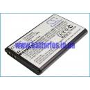 Аккумулятор для Alcatel OT-I650 1050 mAh