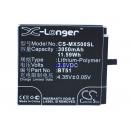 Аккумулятор для MeiZu M575 Dual SIM 3050 mAh