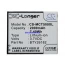 Аккумулятор Mobistel BTY26182Mobistel/STD 2000 mAh