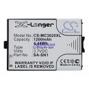 Аккумулятор для Sagem 3062 1200 mAh