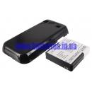 Аккумулятор для Samsung GT-i9000 Усиленный с черной крышкой 3000 mAh
