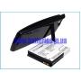 Аккумулятор для Sony Ericsson Xperia Arc Усиленный с черной крышкой 2500 mAh