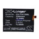 Аккумулятор для TCL P728M 3300 mAh