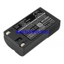 Аккумулятор для Paxar 6017 Handiprinter 3400 mAh