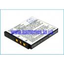Аккумулятор для KODAK Easyshare M853 Zoom 720 mAh