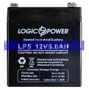 Аккумулятор LogicPower LP5 12V 5AH