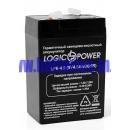 Аккумулятор LogicPower LP6-4.5AH 6V 4,5AH