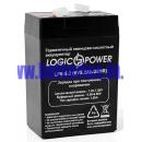 Аккумулятор LogicPower LP6-5.2AH 6V 5,2AH